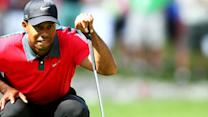 Round 4 Early Highlights: Tiger, Clark's ace, and more