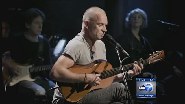 Sting musical 'The Last Ship' docks at Broadway in Chicago