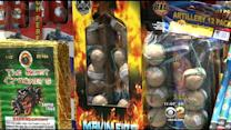 Man Arrested In Sale Of Illegal Fireworks To Minors