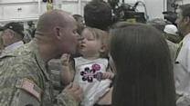 Maine Soldiers Return From Iraq