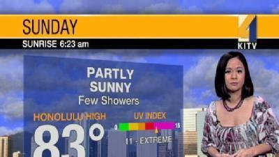 Even Warmer Days Ahead, Light Winds Expected