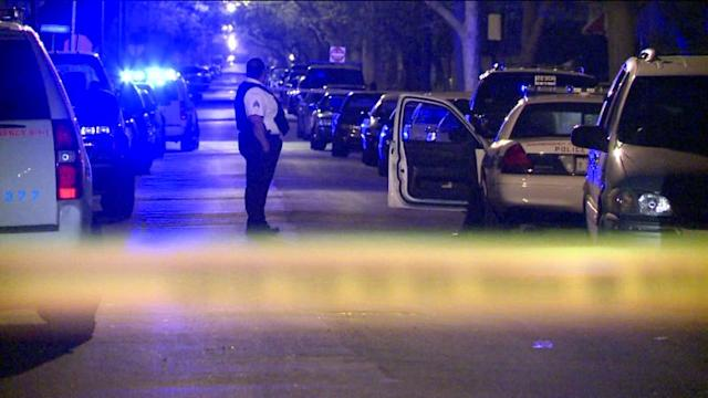 RAW: Crime scene shooting in Roseland neighborhood