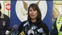 NTSB news conference on NJ train wreck