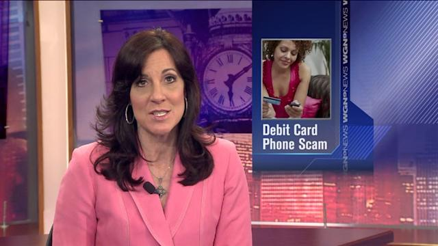 Park Ridge Police warn residents of debit card scam