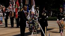 Obama Remembers Fallen Heroes on Memorial Day