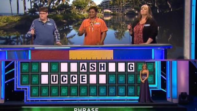 What This Wheel of Fortune Contestant Does That Will Put a Smile on Your Face
