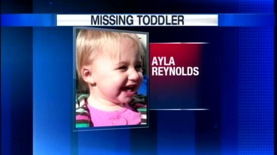 Police launch new search in Ayla Reynolds investigation