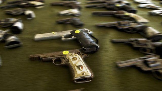 Does the UN want to take your guns away?