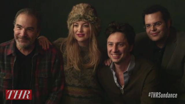 Fireside Chats: Zach Braff on Why He Wanted to Use the Kickstarter Route