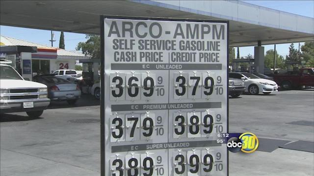 Valley residents cope with gas hikes
