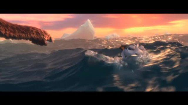 'Ice Age: Continental Drift' Clip: Shira joins the gang