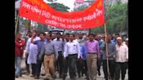 Main opposition party in Bangladesh begins three day strike