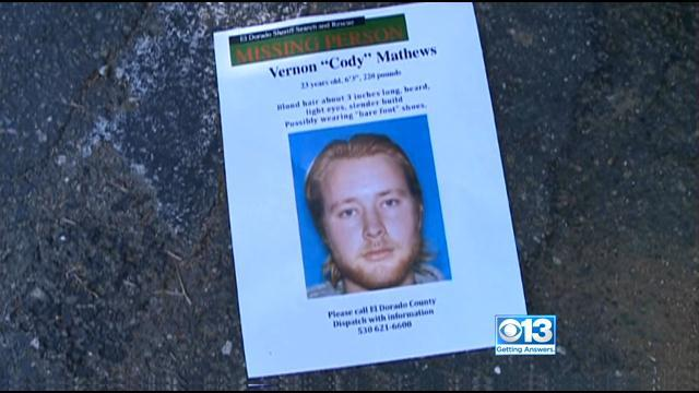 UC Berkeley Student, 23, Missing In El Dorado County National Forest