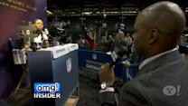 'omg! Insider' #Hashes it Out With Stars of the Super Bowl