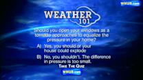 Weather 101: Should you open windows before a tornado hits?