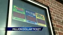 Two tickets share $580 million Powerball jackpot