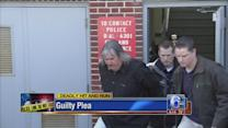 NJ man pleads guilty to hit-and-run accident