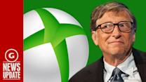 GS News Update - Bill Gates wouldn't object to Xbox business spinoff
