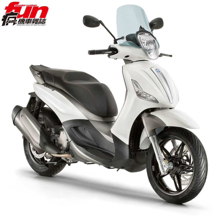 2015Piaggio Beverly 350 Sport Touring