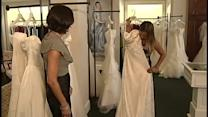 Military brides get free gowns