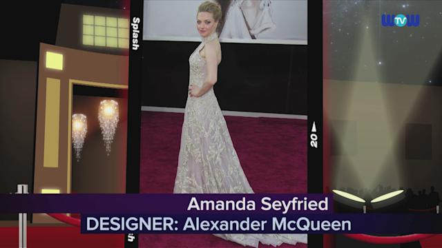 WOWtv - 2013 Academy Awards Red Carpet Fashion Part 2