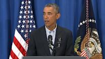 Obama says mission to help refugees on Mount Sinjar is over