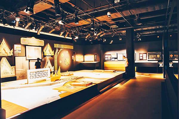 泰國創意設計中心展覽 (圖/TCDC)