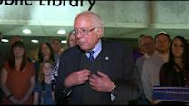Bernie Sanders Delivers Remarks Amid Projected Indiana Primary Victory