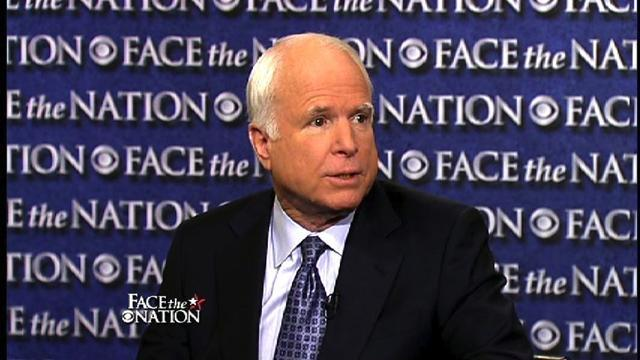 McCain: North Korea situation is