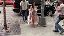 Kourtney Kardashian's Post Baby Weight Loss