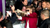 Justin Bieber Has Been Non-Stop Crying