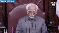 LS and RS adjourned after paying tributes to late APJ Abdul Kalam  (Part - 2)