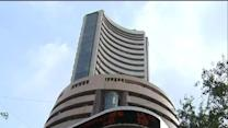 Sensex soars 19 months high, surges over 300 points