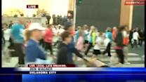 Runners remember Boston, OKC bombings at Memorial Marathon