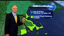 WBZ AccuWeather Forecast For April 20