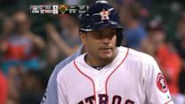 Altuve sets Astros' hit record
