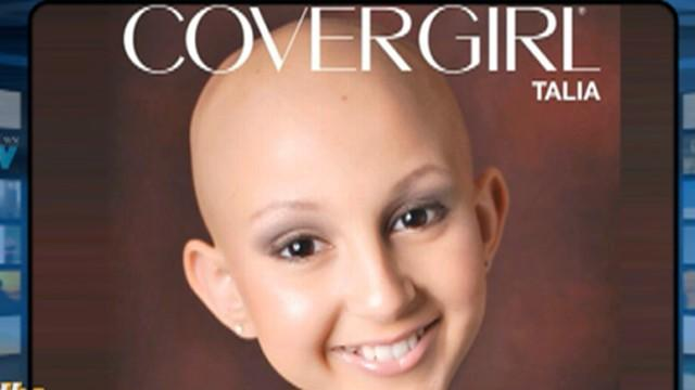 Cover Girl's New Face