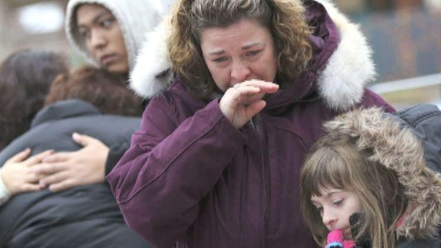 Investigators release report on Sandy Hook school shooting