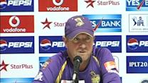 Kolkata Knight Riders pre-match press conference