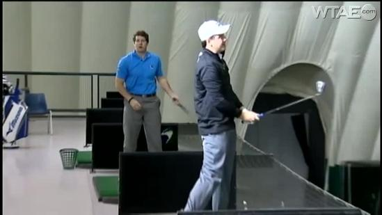 'Average Joe' golfer learns to 'play famously' with PGA pros