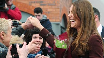 Is Kate Having a Daughter? Time Will Tell