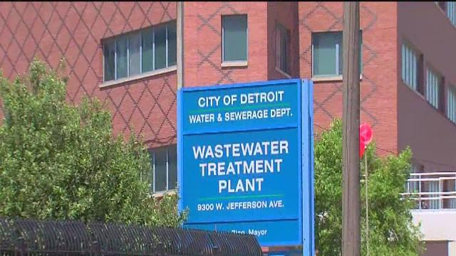 Pitch to make Detroit Water Department a regional authority
