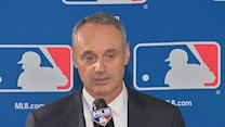 Manfred Elected Next MLB Commissioner