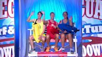 3 Teams Face Off in 'GMA' Lifeguard Surf & Turf Showdown