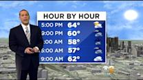 Josh Rubenstein's Weather Forecast (May 22)