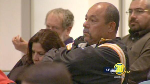 Emotional day in Fresno for city garbage, and bus workers