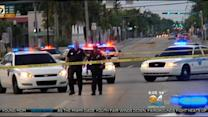Body Found In Pool Of Blood On Miami Street