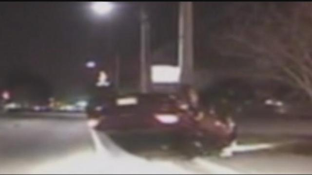Texting and Driving Crash Caught on Camera