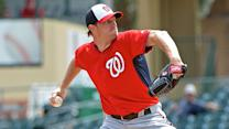 Max Scherzer and his new curveball