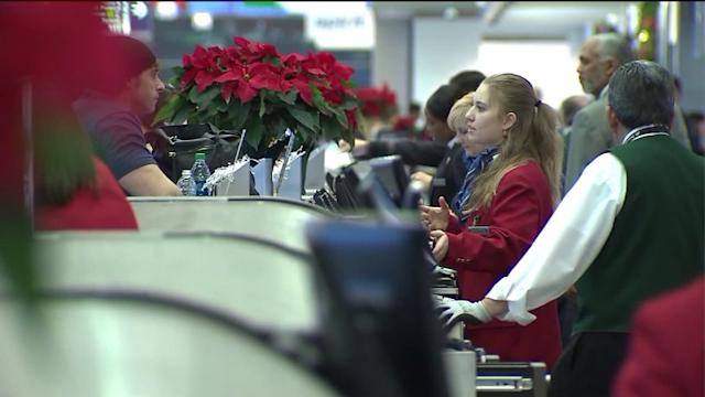 East Coast storm threatens Thanksgiving travel plans